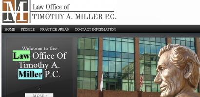 Tim Miller, Attorney at Law